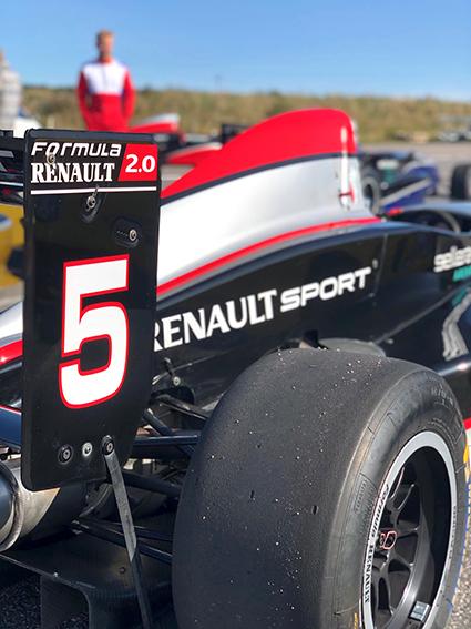 Formula Renault No. 5